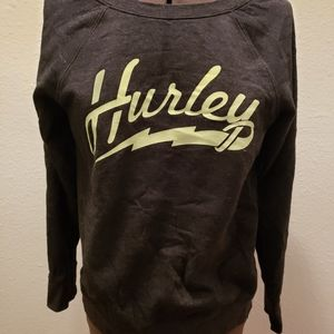 Hurley pullover sweather